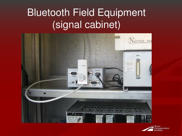Bluetooth Field Equipment