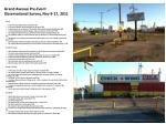 grand avenue pre event observational survey nov 9 17 2011