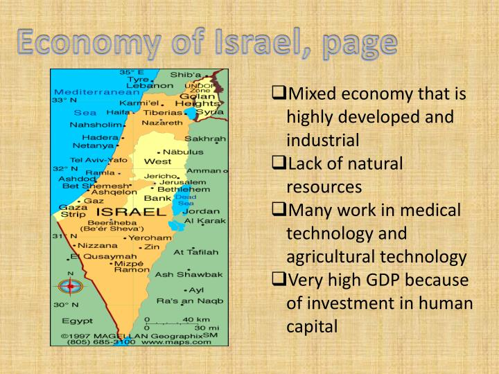 Economy of Israel, page