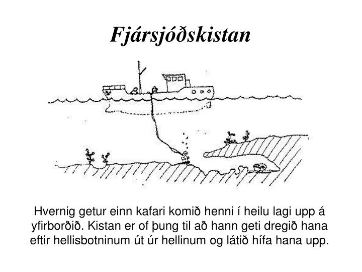 Fjársjóðskistan