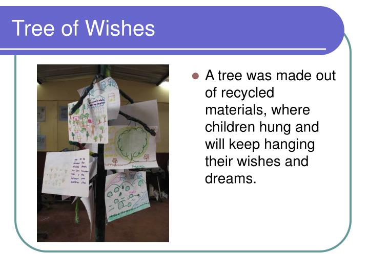 Tree of Wishes