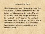 cooperating class