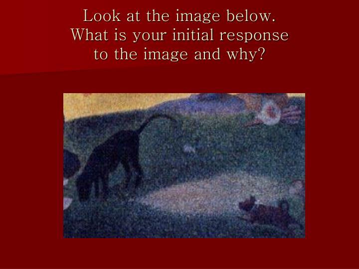 Look at the image below.