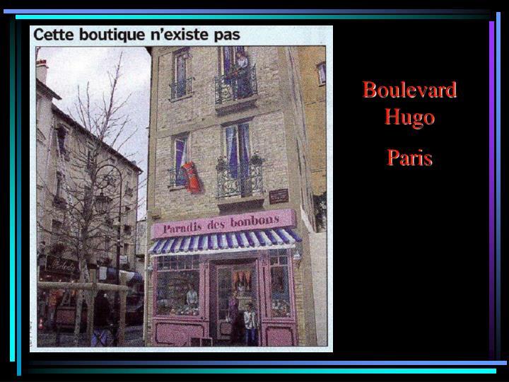 Boulevard Hugo