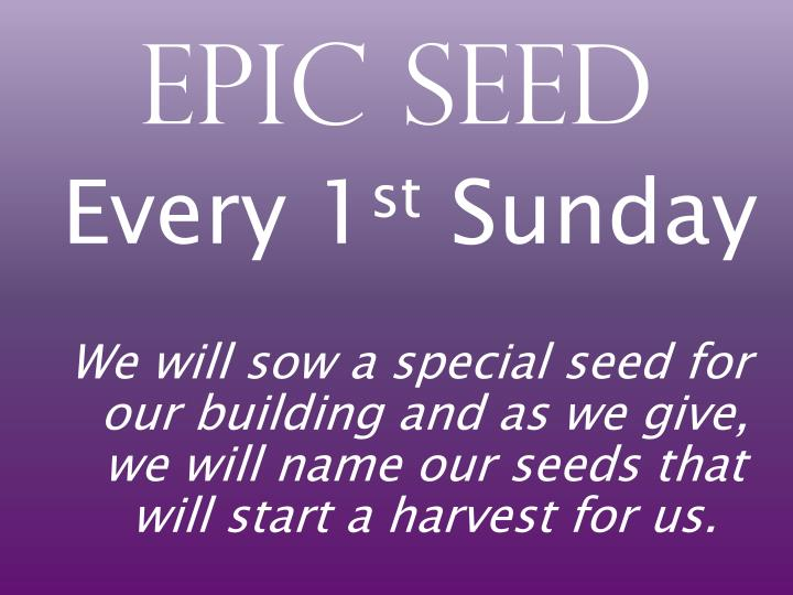 EPIC SEED