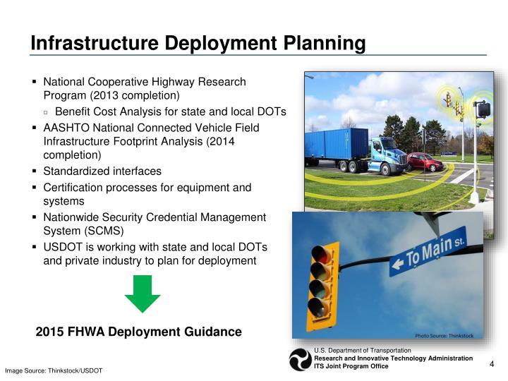Infrastructure Deployment Planning