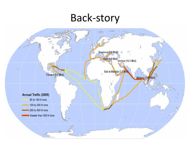 Back-story