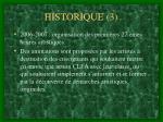 historique 3