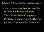 solution create another trading company