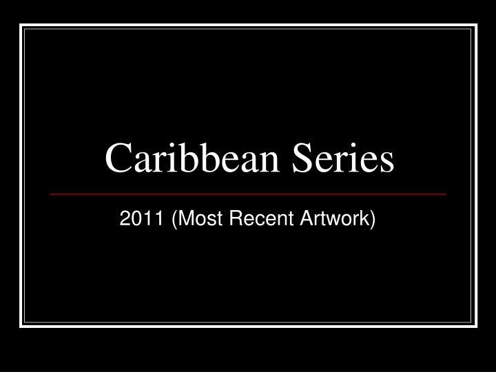 Caribbean Series