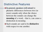 distinctive features4