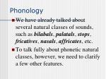 phonology2