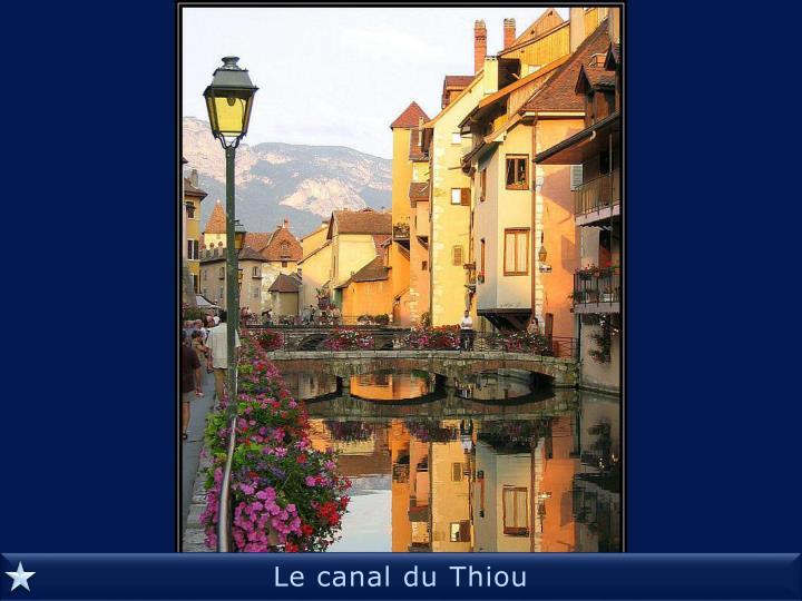 Le canal du