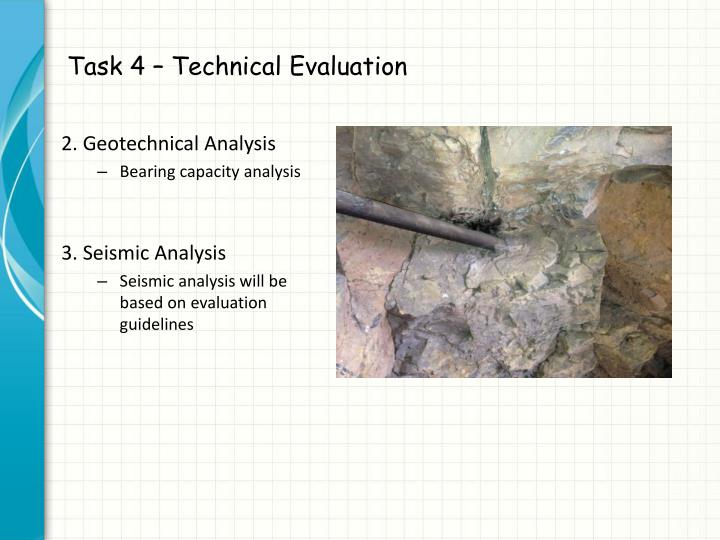 Task 4 – Technical Evaluation