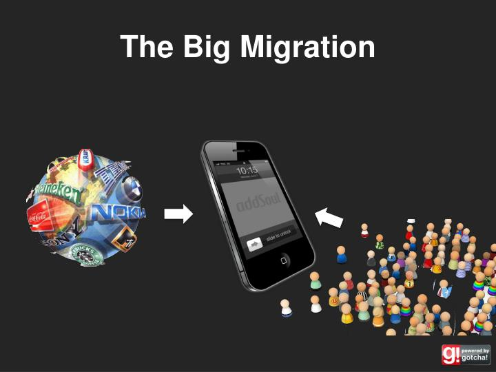 The Big Migration