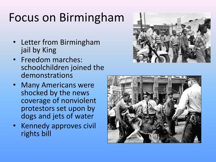 Focus on Birmingham