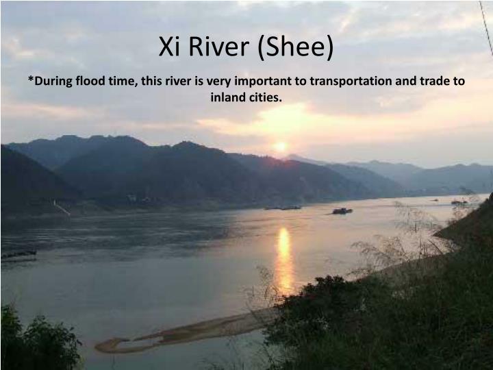 Xi River (