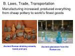b laws trade transportation2