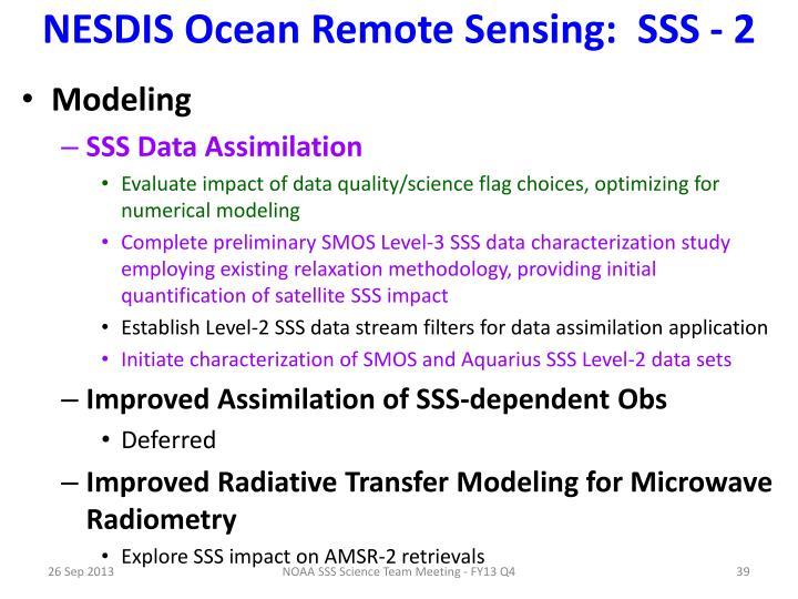 NESDIS Ocean Remote