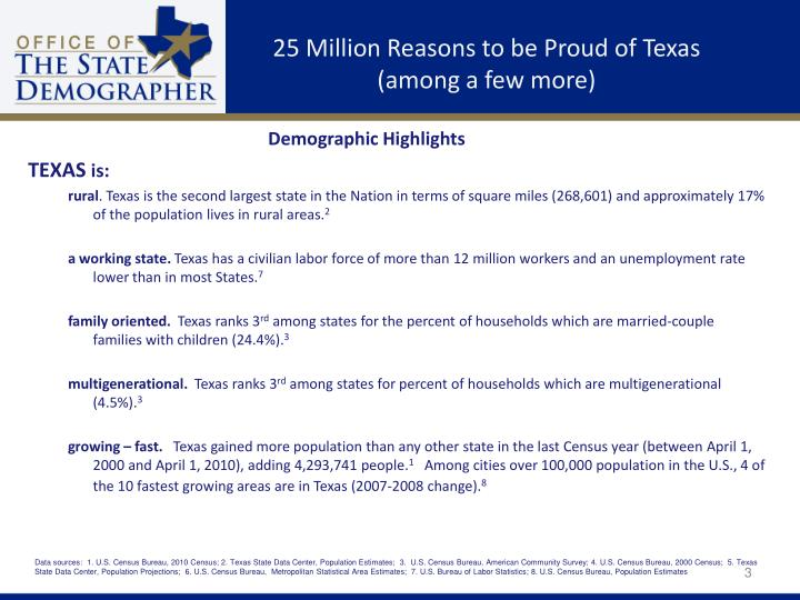 25 million reasons to be proud of texas among a few more1