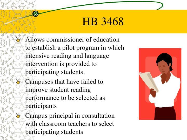 HB 3468