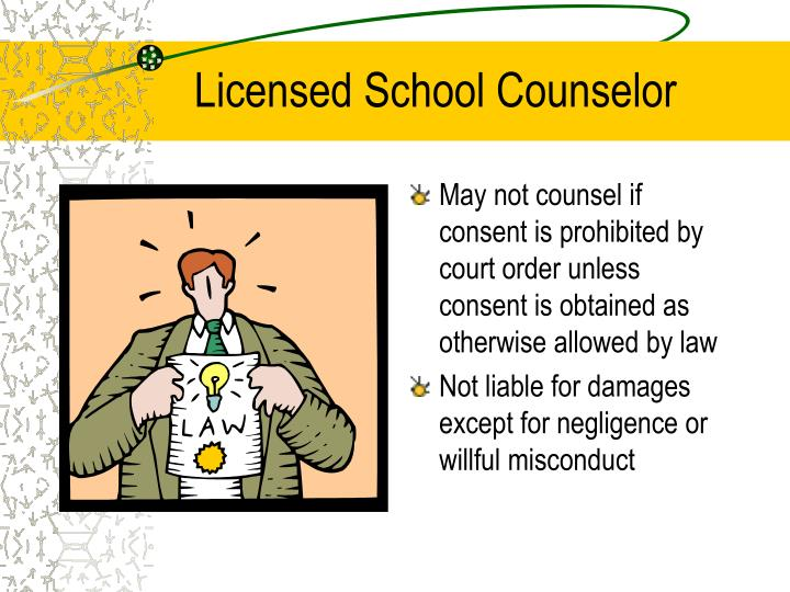 Licensed School Counselor