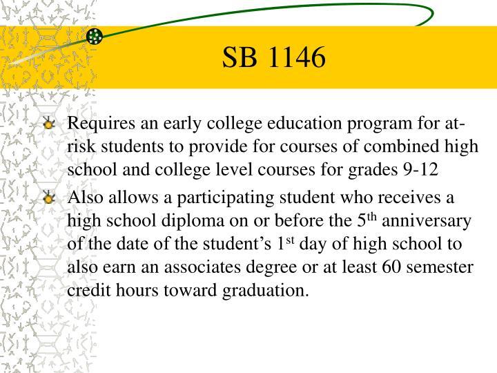 SB 1146