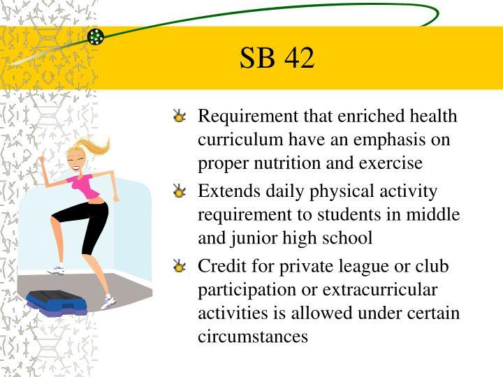 SB 42