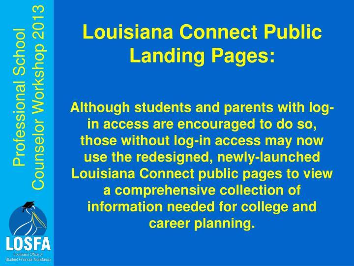 Louisiana Connect