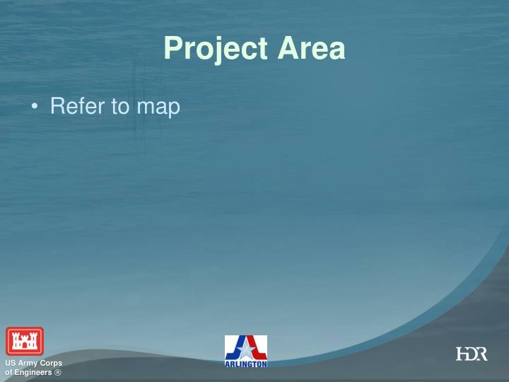 Project Area