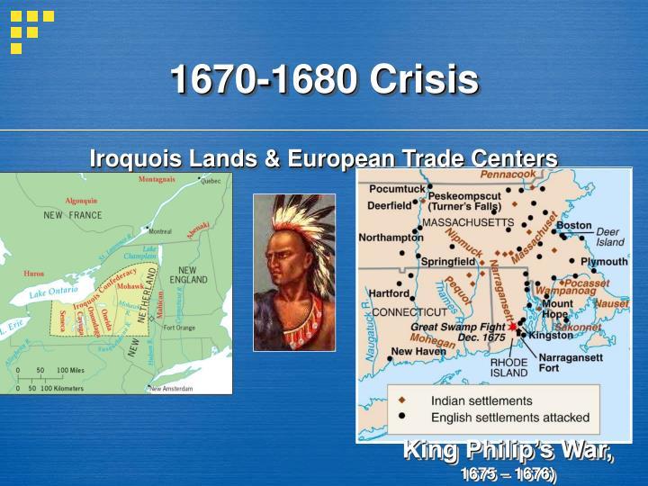 1670-1680 Crisis
