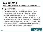 bal 001 mx 0 real power balancing control performance21