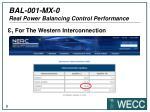 bal 001 mx 0 real power balancing control performance5