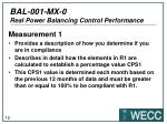 bal 001 mx 0 real power balancing control performance8