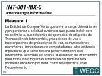 int 001 mx 0 interchange information3