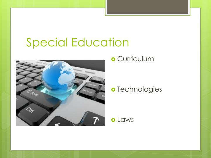 Special education1