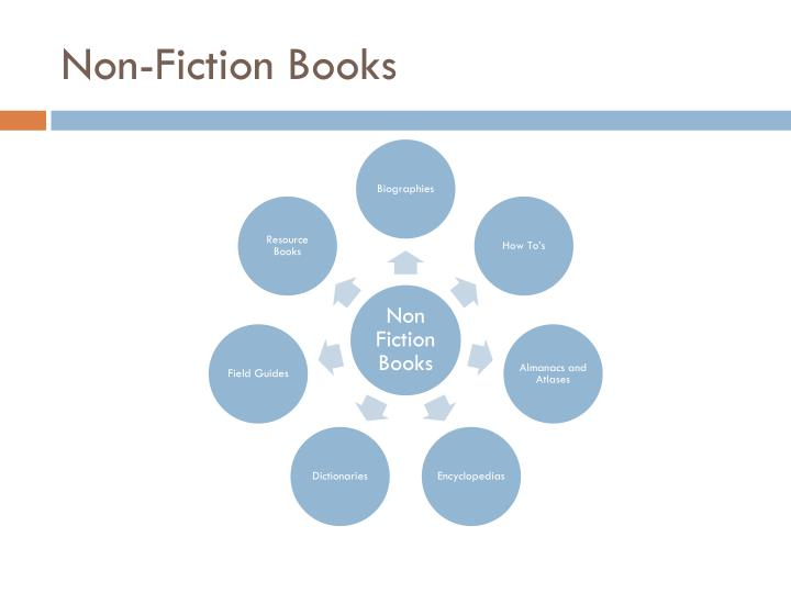 Non fiction books