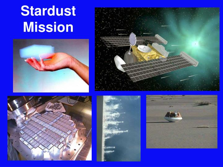 Stardust Mission