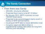 the sandy connection