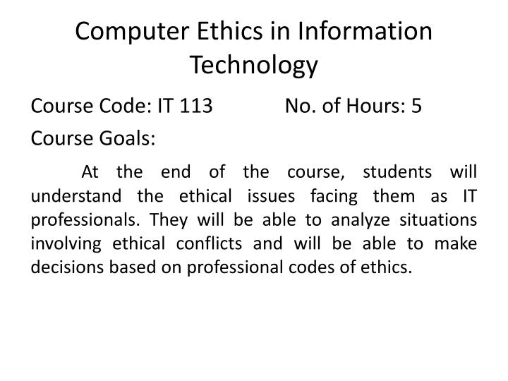 Essay/Term paper: Ethics in cyberspace
