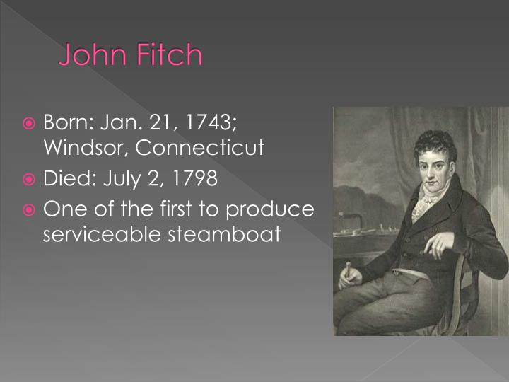 John Fitch
