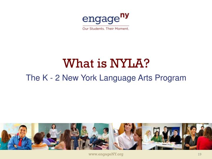 What is NYLA?