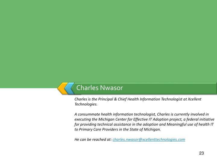 Charles Nwasor