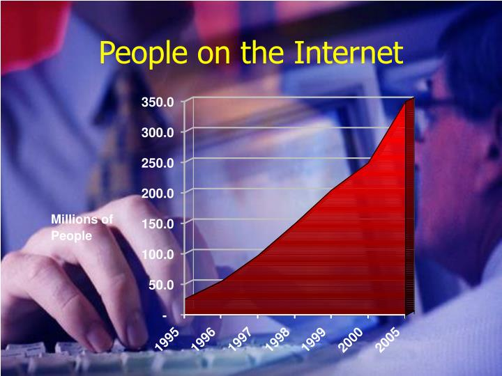 People on the Internet