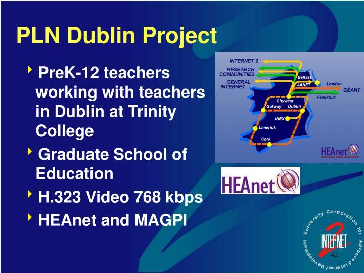 PLN Dublin Project