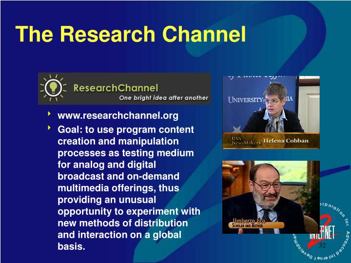 The Research Channel