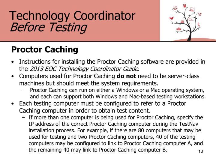 Technology Coordinator