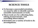 science tools1