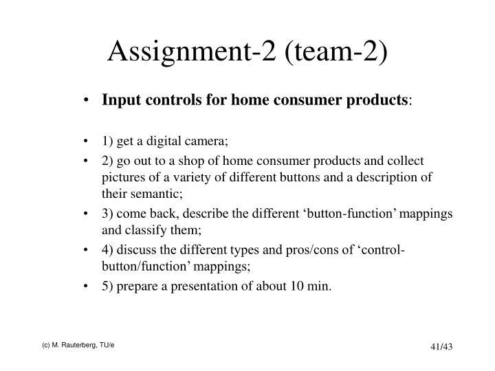 Assignment-2 (team-2)