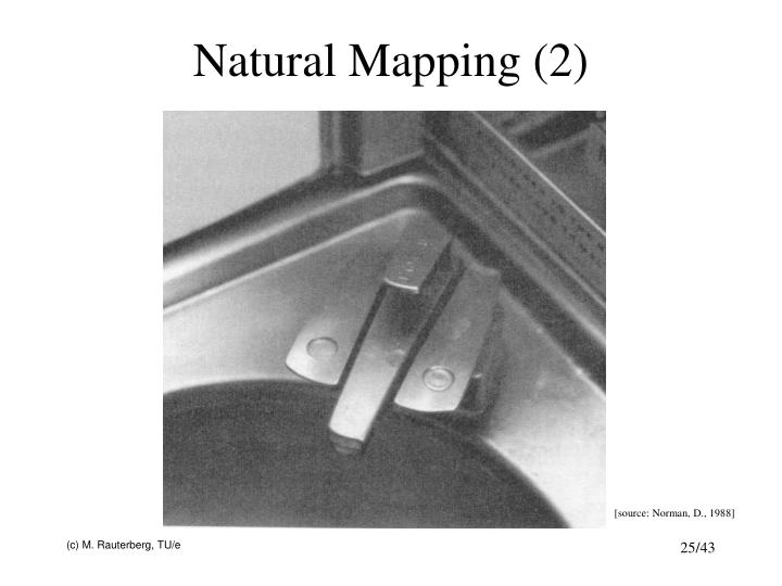 Natural Mapping (2)